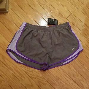 NWT plus size Nike tempo shorts